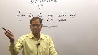 B 3 INVESTMENT OPTIONS