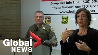 Camp fire: Butte County officials say dispatchers have \