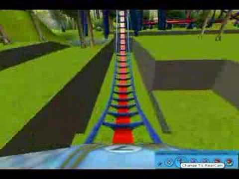 Roller coaster tycoon 3: superman returns