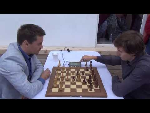 GM Morozevich, Alexander (2750) - GM Karjakin, Sergey (2732), Moscow 2014