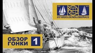 Golden Globe Race 2018 - Обзор гонки №1 (Перезалив) Закулисье, Фавориты и Игорь Зарецкий
