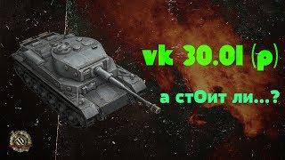 VK 30.01 (P). Это вам не Пудель...
