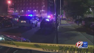 Providence police ID murder victim in downtown shooting