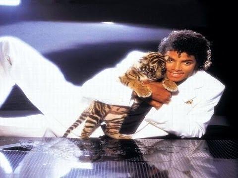 Michael Jackson - Circus Girl
