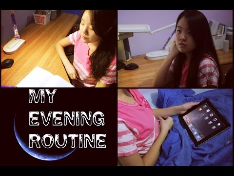 My Night/Evening Routine // МОЙ ВЕЧЕР