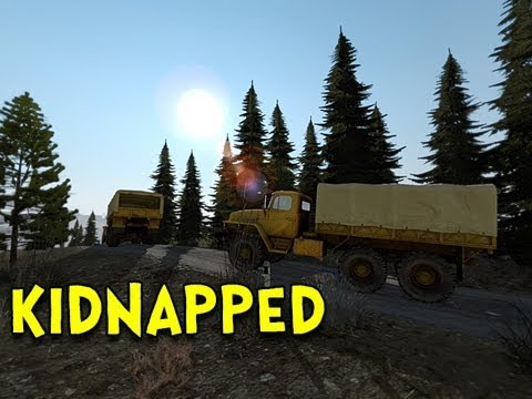 KIDNAPPED! - DayZ Livestream