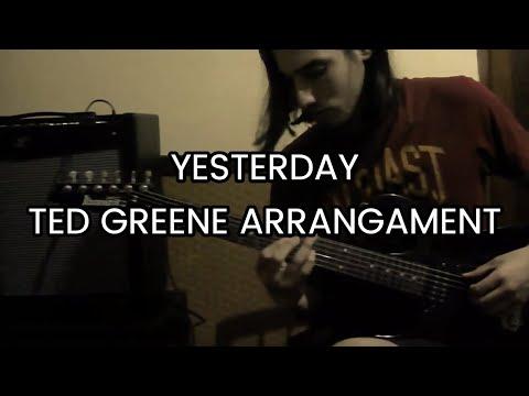 Ted Greene - Yesterday