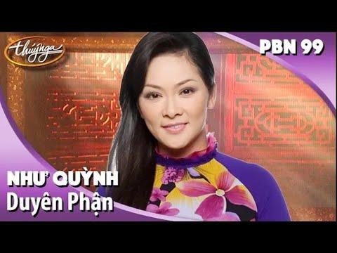 Như Quỳnh - Duyên Phận (Thái Thịnh) PBN 99 thumbnail