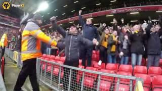 FAN CAM   Liverpool 1-2 Wolves