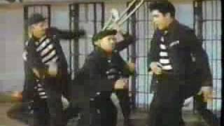 Elvis Presley: Jailhouse Rock 1957 colour