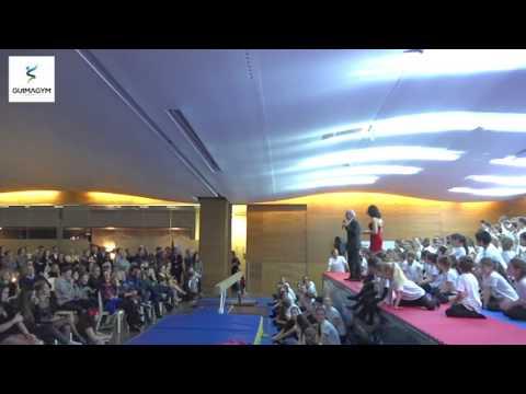 I Gala de Ginástica Guimagym - Dezembro de