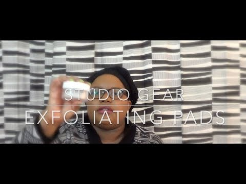 Fastest Dark Spot Remover: Studio Gear Total Clarification Exfoliating Pads
