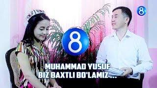 Download Lagu MUHAMMAD YUSUF - BIZ BAXTLI BO'LAMIZ... Gratis STAFABAND
