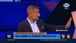 90 minutos - 11 dic 2018 - Real Madrid, el próximo objetivo de River - Cascini harto de Gallardo