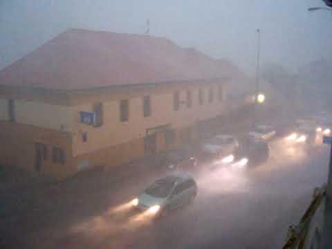 Bouřka Říčany 25.6.2008