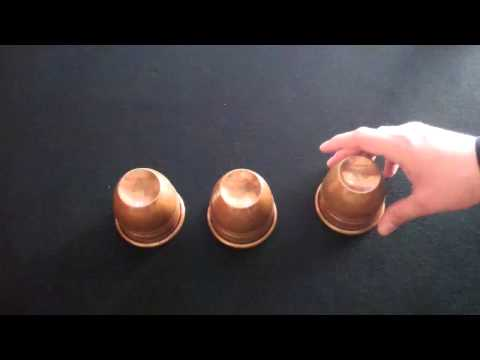 Penguin Magic Cups and Balls Review by Magic Matt