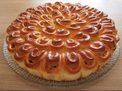 Пироги с разными начинками с фото пошагово