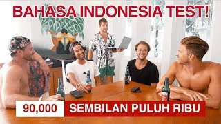 Canadians Take Indonesian Language Test! (Did We Pass?)