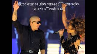 Jennifer Lopez Ft Pitbull - Live It Up (subtitulos En Espa�ol)