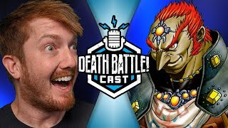 Ganondorf VS Dracula Sneak Peak! | Death Battle Cast #148