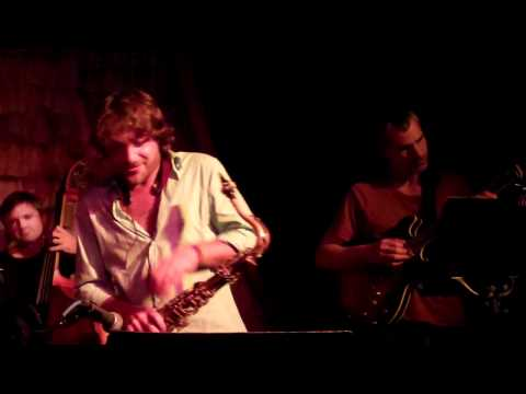 Law Years - Noah Preminger Group live in Boston at Beehive