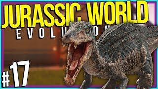 Jurassic World: Evolution   BARYONNYX (#17)