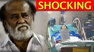 Rajinikanth NOT ALLOWED to meet CM Jayalalithaa in Apollo Hospital | Death Rumours | Tamil news