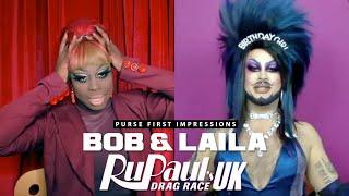 Download lagu Bob The Drag Queen & Laila McQueen | Purse First Impressions | RPDRUK S2EP8