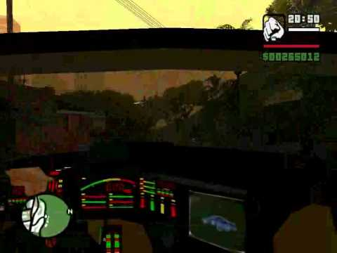 GTA San Andreas Knight Rider mods 80 Czech and Slovak audio translate