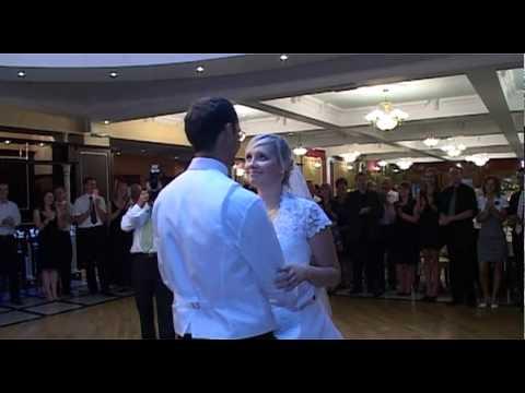 Pierwszy Taniec Agaty I Marka Walc Ang/ Cha Cha / 03.09.2011