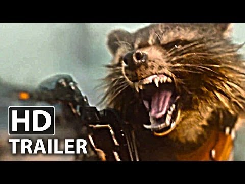 GUARDIANS OF THE GALAXY - Trailer (Deutsch | German) | 2014 HD