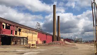 Deer Hunter Territory, Wheeling-Pitt Steel bygone era, Mingo Junction - Steubenville