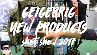 Geigerrig Full Demonstration at Shot Show 2017