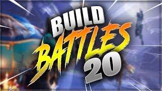Fortnite Build Fight Compilation #20