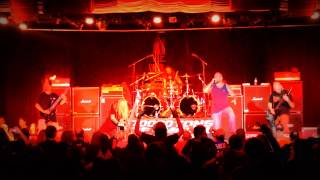 Suffocation Live - Catatonia - 70000Tons 2017