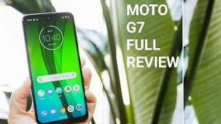Moto G7 India Launch Set for Today: Expected Price, Specifications full Review