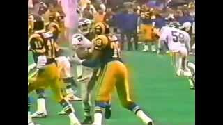 Rams Eagles NFC Wild Card 1989 Part 3