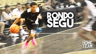 "Ronaldo Segu SHIFTY Summer Mixtape ""6 Foot Killa"""