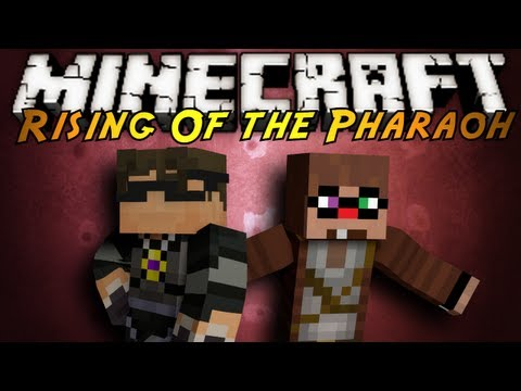Minecraft: The Rising Of The Pharaoh Part 1!