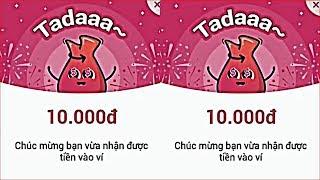 Hướng Dẫn Nhận 10k Mỗi Ngày Trên Điện Thoại | Kiếm Tiền Online