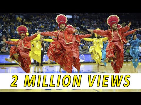 Bhangra Empire  Nba Halftime Show (warriors Vs. Mavericks) 2014 video