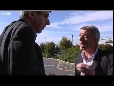 Uncut - Ryanair boss Michael O'Leary eats Panorama reporter Vivian White for Breakfast!