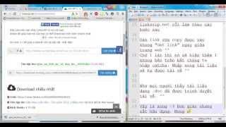 Cách download miễn phí tài liệu trên trang tailieu.vn