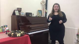 Shallow by Lady Gaga and Bradley Cooper - cover performed by Lilli Valcheva