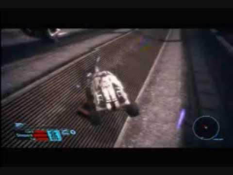 Mass Effect's Mako Vehicle Weirdness