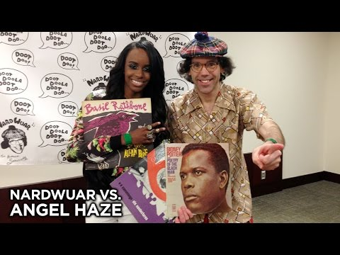 Nardwuar vs. Angel Haze