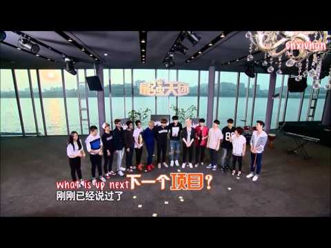 [ENG SUB] 140905 EXO 最强天团 The Strongest Group [4/4]
