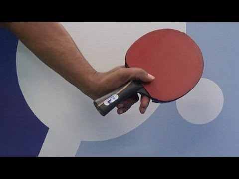 Contact Point for Maximum Backspin | Table Tennis | PingSkills