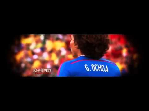 Guillermo Ochoa vs Brazil   Saves • Individual Highlights World Cup 2014 HD 720p 17 06 2014 2