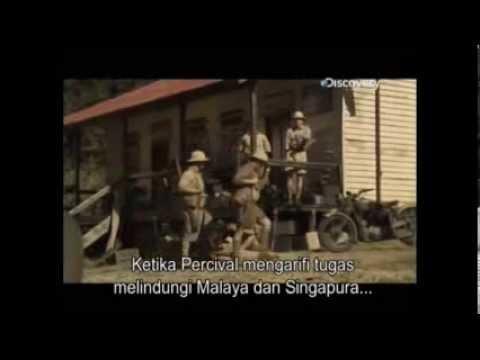 Pendudukan Jepun di Tanah Melayu (2/18) [1/6] - Kemaraan Jepun ke Singapura